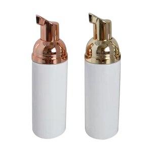 Image 4 - 12 قطعة 30/60/80/100 مللي زجاجة مضخة للرغوة البلاستيك فارغة السفر زجاجة مضخة توزيع صابون شامبو غسول زجاجة