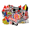 303PCS Racing Car Stickers Car Styling JDM Waterproof Sticker to DIY Motocross Racing Helmet Skateboard Bicycle Laptop Luggage promo