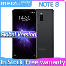 """Глобальная версия Meizu Note 8, 4 Гб Оперативная память 64 Гб Встроенная память Note8 мобильный телефон Snapdragon 632 Octa Core 5,9"""" Full HD Экран двойной реальные Камера"""