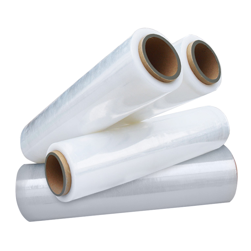 Fresh Keeping Packing Film Industrial Stretch Plastic Sealer Winding Durable Hand Wrap TUE88