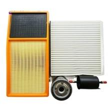 Luchtfilter Cabine Filter Stookolie Filter Voor 2011 2016 MG3 30005099 30005704 LPW100180 96335719