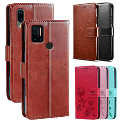 Wallet Case for UMIDIGI A3S A3X A5 A7 A9 Pro F1 Play Cover PU Leather Vintage Flip Case UMI S3 S5 F2 X Power 3 Z2 One Max Pro