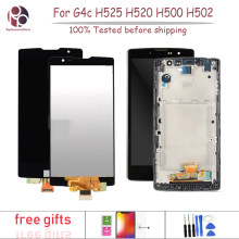 "5.0"" For LG Magna G4c H525N H525 H522Y H520Y H500 H502 No dead pixel LCD Display Screen Touch Panel Digitizer Assembly(China)"
