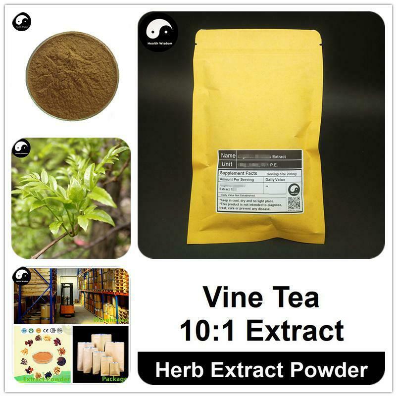 Vine Tea Extract Powder, Ampelopsis Grossedentata P.E. 10:1, Mei Cha
