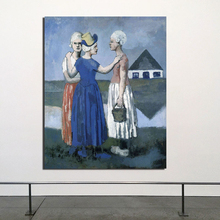 Three Dutch Pablo Picasso Canvas Painting Print Living Room Home Decoration Modern Wall Art Oil Posters Picture Artwork