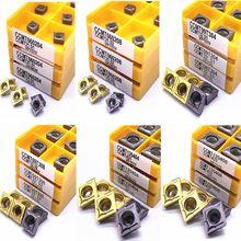 CCMT060204 CCMT060208 CCMT09T304 CCMT09T308 CCMT120404 CCMT120408 VP15TF UE6020 US735 CNC outils de tour à plaquettes carbure