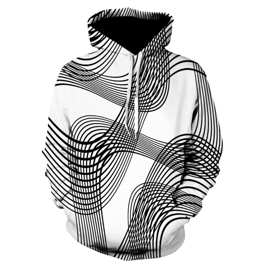 3D Men's Long Sleeved Fun Printed Hoodie Spring/summer 2020 Fashion Trend Men's And Women's Casual Skateboard Hoodies