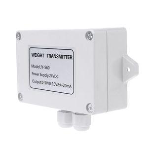 Image 4 - AMPLIFICADOR DE célula 24V DC 12V 4 20mA, transmisor de peso, Sensor de carga, amplificador, transductor de célula de carga, venta al por mayor y Dropship