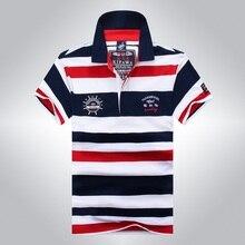 Men Clothes 2018 Summer Top Short Sleeve tshirt Men Tace Shark Brand Fashion Business Lapel Men t shirt camisetas