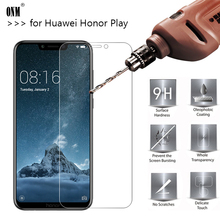 2.5D 0.26mm 9H Tempered Glass For Huawei Honor Play HonorPlay 6.3 Screen Protect
