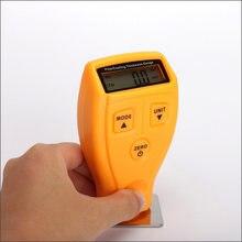 GM210 Digitale Auto Coating Film Verf Meetinstrumenten Dikte Meters Tester Non-Magnetische Oppervlak Dikte Gauge