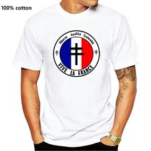 France Libre - Freedom Equality Fraternity - Dispo Du S Au 3Xl Ffi Homme 2019 New Man Short Sleeve Cotton Tees Tops Shirt Design