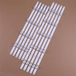 LED Strip 9Lamp for LG 49LB580V 49LB5500 Innotek DRT 3.0 49 inch A B 6916L-1788A 6916L-1789A 6916L-1944A 1945A 49LB620V 49LF640V