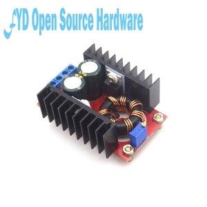 Image 4 - 150W DC DC Boost dönüştürücü 10 32V için 12 35V 6A için adım Up voltaj şarj güç