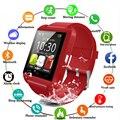 Новинка  умные часы U8  Bluetooth  для IOS  Android  смартфон  монитор сна  фитнес-трекер  Часы  носимое устройство  спортивные умные часы