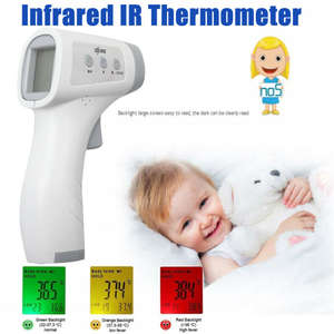 Temperature-Measuring-Tools Adult Forehead Body-Thermometer Digital Baby Infrared Non-Contact