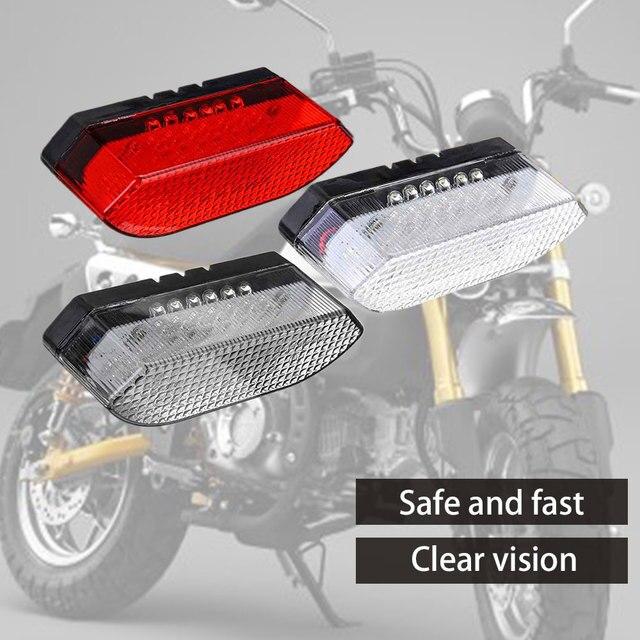 Фото задний фсветильник для мотоцикла велосипеда 30 светодиодов