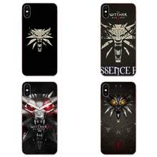 Soft Case Mobile The Witcher 3 Wild Hunt Funda For Samsung Galaxy Note 5 8 9 S3 S4 S5 S6 S7 S8 S9 S10 5G mini Edge Plus Lite(China)