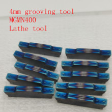 4mm Made in China MGMN400 lathe tool grooving tool, carbide CNC lathe tool cnc rapid prototype and mockup made in china