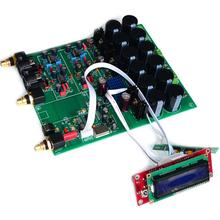 ES9038PRO Balanced DAC Decoder Board Compatible w/Amanero USB Card Supports DSD