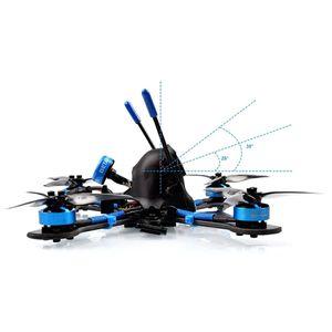 Image 3 - BETAFPV Dron teledirigido con cámara y palillos de dientes, cuadricóptero teledirigido de 3 pulgadas con cámara de 5,8G VTX 1404 3800KV, sin escobillas, 12A F4 2 4S AIO BNF, compatible con 4S Lipo RC
