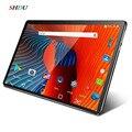 Новый планшетный ПК 10,1 дюймов Android 10,0 Google Play 3G 4G телефонные звонки планшеты WiFi Bluetooth GPS закаленное стекло планшет 10 дюймов