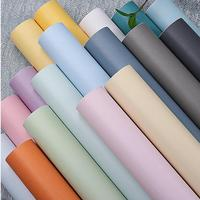 100cmx40cm Thick PVC Diatom Mud Wallpaper Waterproof Solid Color Bedroom Living Room Background Wallpaper Home Decoration