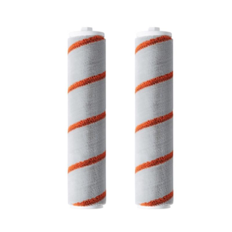 2 pièces rouleau brosses remplacements pièces de rechange pour Xiaomi Dreame V9 aspirateur portable bâton Kits accessoires HEPA filtre Rol
