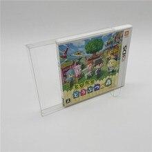 กล่องคอลเลกชันกล่องเก็บกล่องป้องกันสำหรับ Nintendo 3DS เกม