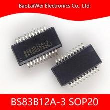 5 pièces BS83B12A-3 BS83B12A-4 20SOP 20SSOP puce ic Composants Électroniques Circuits Intégrés Tactile Flash MCU