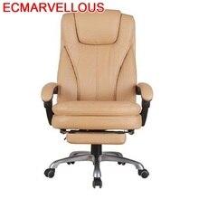 Y De Ordenador Gamer Sandalyeler Meuble Ufficio Lol Bureau Sedia Stoelen Leather Computer Silla Poltrona Cadeira Gaming Chair