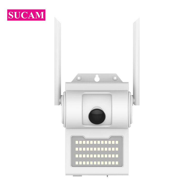Full HD 1080P Wifi ICSEE Security Camera 2MP Dual-line Network Two Way Audio Wireless Wall Light <font><b>IP</b></font> Camera Motion Detection image