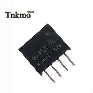 Image 5 - 10PCS B2412S 1W SIP 4 B2412S SIP4 2412 DC / DC 24V to 12V isolated power module New and original