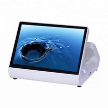POS system easy to operate 12-inch Touch POS terminal with customer display for chain store