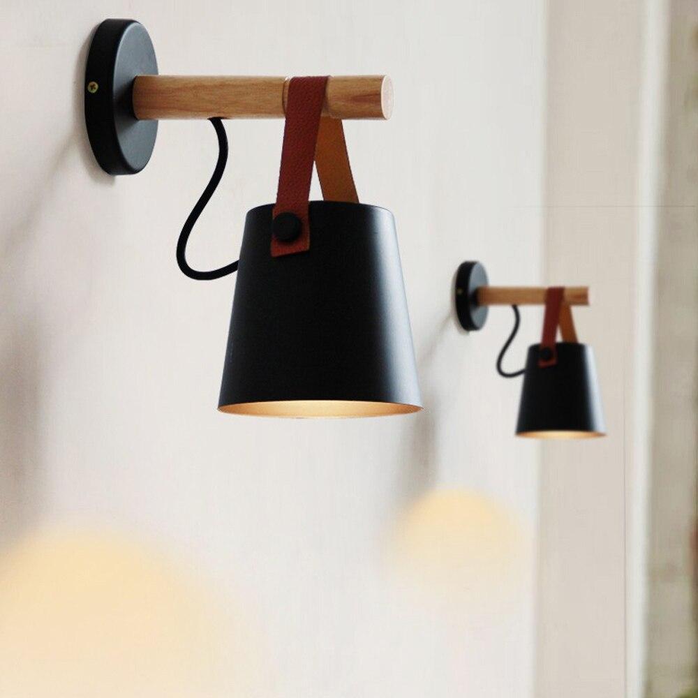 de madeira moderna arandela luz para decoracao 05
