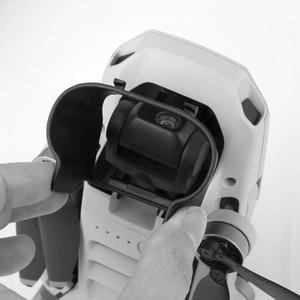Image 5 - Lens Hood for DJI Mavic Mini Drone Gimbal Camera Sun Shade Lens Cover Cap Shield Anti Glare Spare Accessories