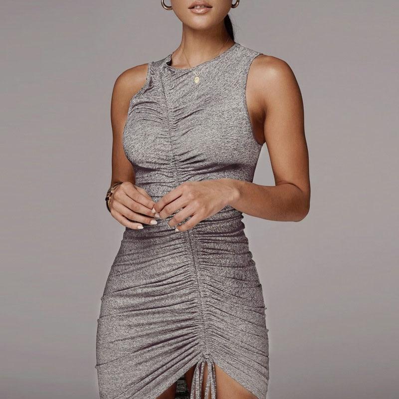sleeveless mini short dress28