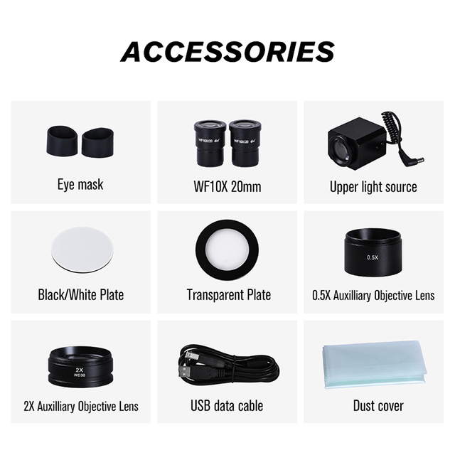 Wbudowany aparat 3MP okular elektroniczny USB zoom 3 5 90X lornetka HD mikroskop stereo w górę w dół LED light telefon lutowanie naprawcze tanie i dobre opinie MUOU 500X i Pod OSL-530 Metal Wysokiej Rozdzielczości Cyfrowy Mikroskop stereoskopowy 3 5x-90x Built-in electronic eyepiece