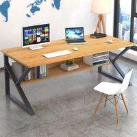 Computer desk desktop home simple modern bedroom student simple small desk study table single combination desk