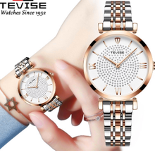 TEVISE T09 Multi-Function Watch Starry 2020 New Woman