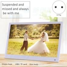 Digital Photo Frame 12 Inch IPS HD 1920X1080 HDMI Electronic Album Advertising Machine Full-View