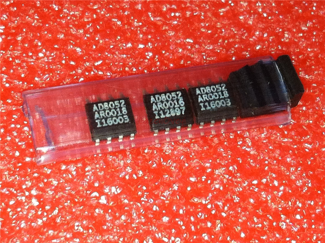 10pcs/lot AD8052ARZ AD8052AR AD8052 SOP-8 Operational Amplifier Authentic In Stock