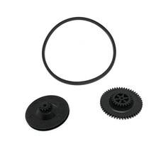 Replacement Gear and Belt Set for Philips CDM12.1 Laser Head VAM1201 VAM1202 Repair Parts