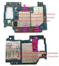 10PCS, עבור Samsung A40 A405F A405 USB מטען טעינה/סוללה/קטן מול & גדול חזור אחורי מצלמה FPC מחבר על לוח