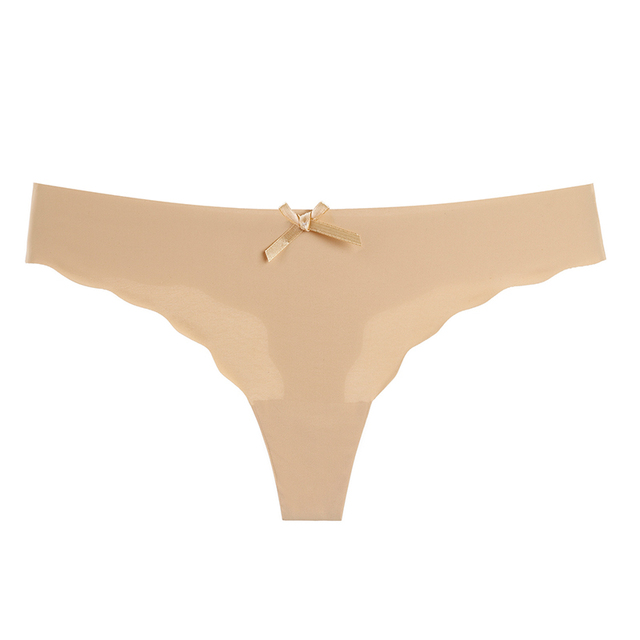 3pcs/Pack Sexy Seamless Thong Panties #P1916 3