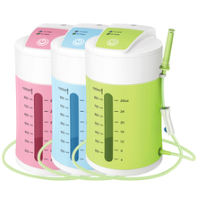 Lavement nasal automatique automatique, kit dhydrothérapie, nettoyant pour la maison, lavement Anal, pour la constipation