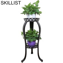 Outdoor Terrasse Support Plante Garten Dekoration Exterieur Sera Planten Rek Decoration Flower Balcon Balkon Stand Plant Shelf