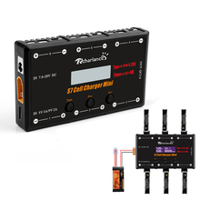 RC 1S Lipo Battery 6 Channels Intelligent Charger 6x1 Cell Lipo/LiHV
