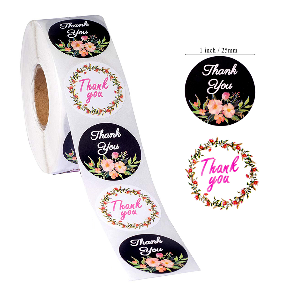 Lashes Round Stickers Labels Envelope Seals for Goodie Bags /& Party Favors