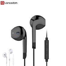цена на E6U Wired Earphones for Mobile iPhone Xiaomi 3.5mm Metal In-ear Earphone  Hifi Bass Stereo Sound Earbuds Fone De Ouvido With Mic